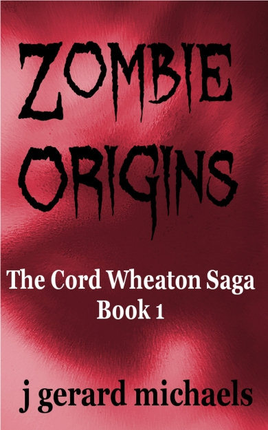 zombie origins cover, Author Give Back